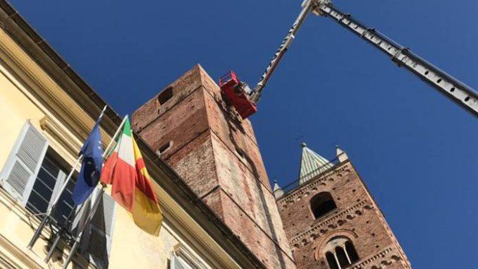Albenga interventi di manutenzione della torre malasemenza - Interventi di manutenzione ...
