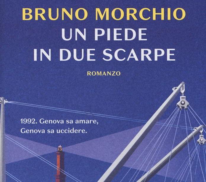 Un piede in due scarpe – Bruno Morchio