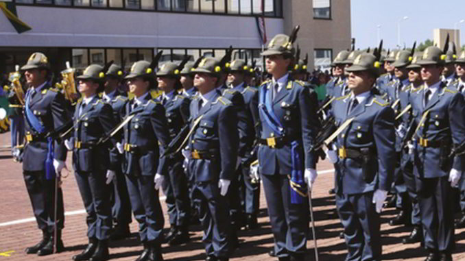 Concorso Guardia di Finanza 631 Allievi Marescialli