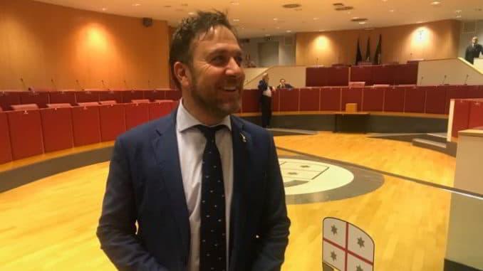 Piana eletto presidente del consiglio regionale al posto di Bruzzone