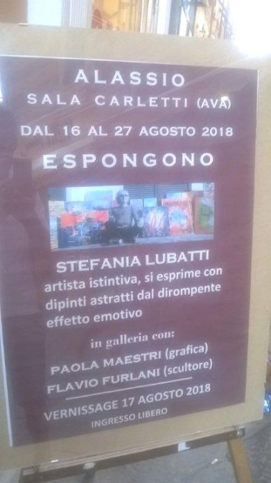 06 – Mostra opere
