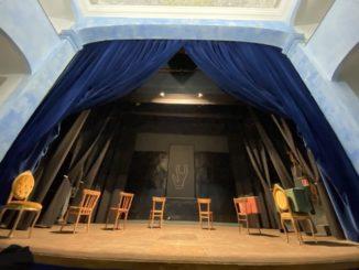 The Sacco Theatre of Savona