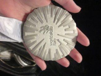 Confartigianato Liguria - selver medal