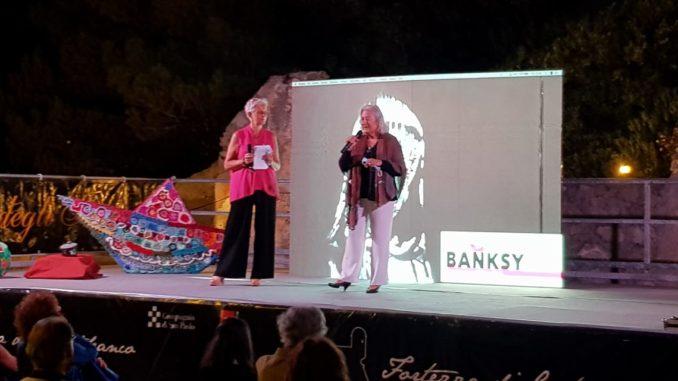Finale Ligure - Nella Mazzoni - Restless night - Banksy
