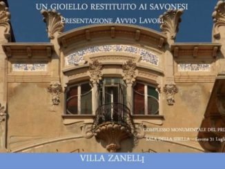 Savona - Villa Zanelli