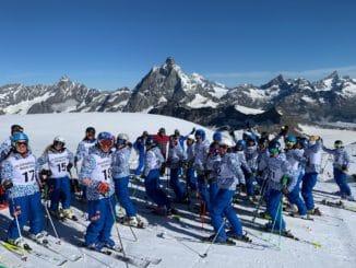 Ski Masters College of Liguria - Esame sci 2020 - 02