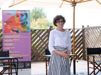 The Mayor of Savona Ilaria Caprioglio - Lyrical Contaminations Festival