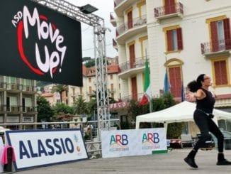 Alassio Summer Town 2020 - fitness in Piazza Partigiani