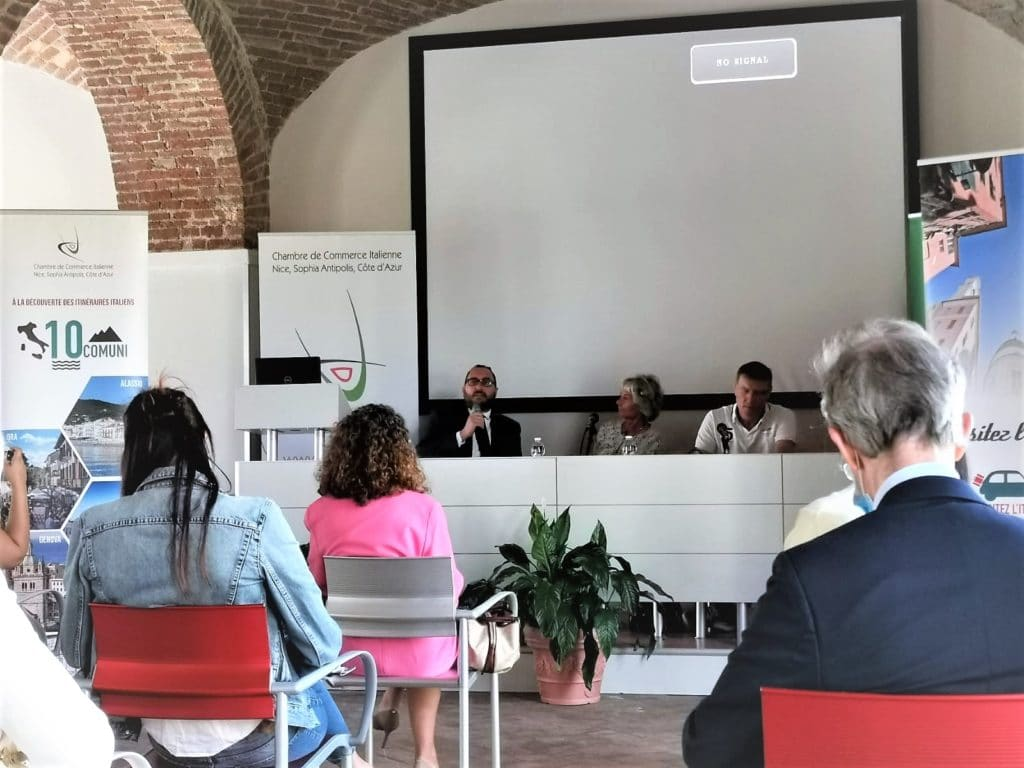 Alassio - proyecto 10 Municipios