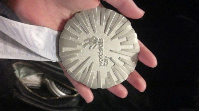 Confartigianato Liguria - medalla