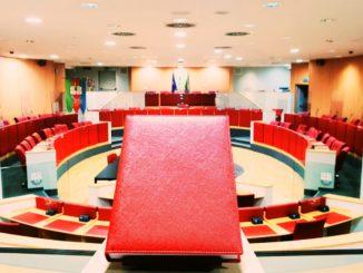 Consejo Regional de Liguria - Ageda roja - Piana e Borsellino