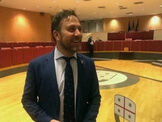 Liguria - Alessandro Piana - Presidente de la Asamblea Legislativa de Liguria -Consejo Regional