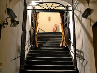 antiguo Teatro Sacco de Savona