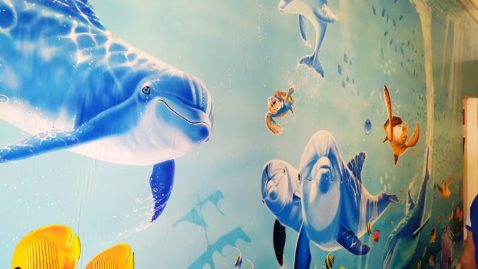 Savona Pediatría - hospitales pintados