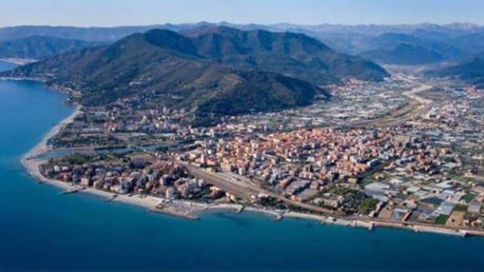 Panoramica ponente Liguria