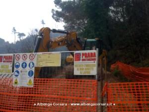 Finale Cantiere nuovo canile comunale 15-1-2013