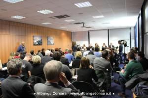 Genova 27-1-2014 conferenza stampa presentazione FIM 2014