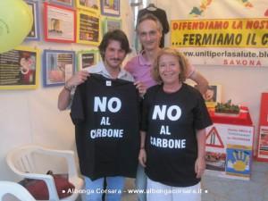 Rosa Rinaldi No al carbone
