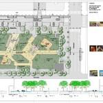 Savona Riqualificazione urbana di Piazza del Popolo