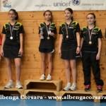5 Tennistavolo Toirano Ragazze