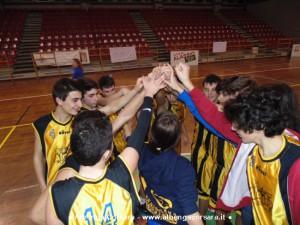 Alassio Basket u15 2014