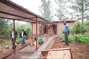Alberghiero Rwanda spogliatoi