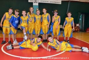 Basket Alassio 2014 under 13