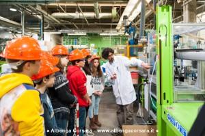 Fabbriche Aperte studenti savonesi alla scoperta di Bitron 27-2-2014