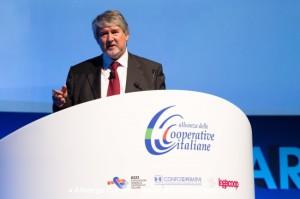 Giuliano Poletti Alleanza delle Cooperative Italiane