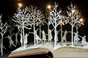 Libro alberi danza