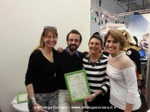 Premiazione Ecoturismo
