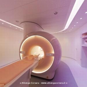 Santa Corona il nuovo Tomografo a Risonanza Magnetica