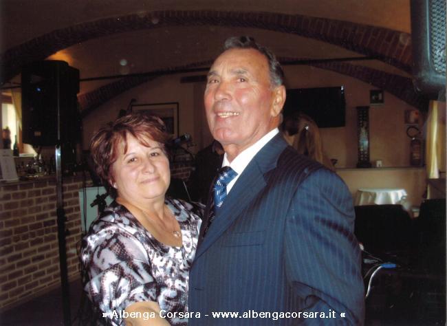VELLA E PELLITTERI  50 ANNI MATRIMONIO