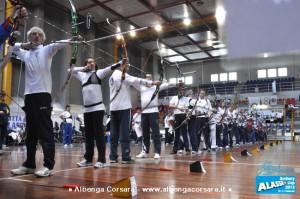 Alassio Archery Cup Turno 2-349 2013