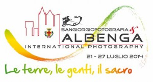 Albenga International Photography 2014 logo