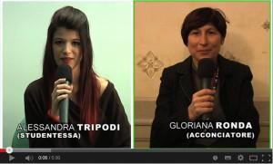 Alessandra Tripodi e Gloriana Ronda