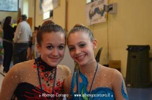 Anna Pippo e Laura Rolando