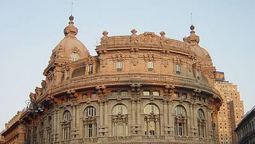 Genova Palazzo Borsa 00