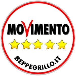 Logo Movimento 5 Stelle Grillo