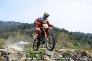 Mancinelli vincitore Trofeo KTM Enduro Andora