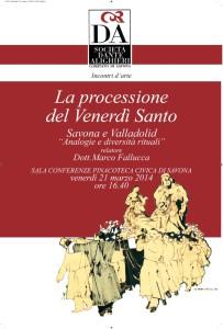 Processione locandina