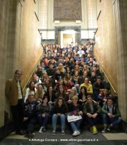 Savona studenti Aurich 10-3-2014