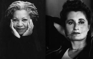 Toni Morrison e Elfriede Jelinek