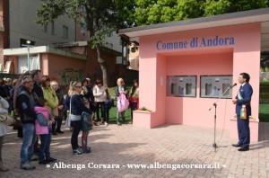 1 Casetta dell'acqua di Andora