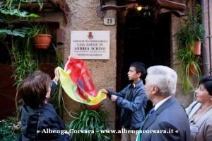 1 Villanova d'Albenga - intitolazioni ad Andrea Schivo e Nelson Mandela