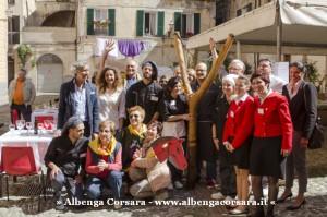 1  cooking show Albenga 24-4-2014