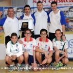 12 Alassio vincitori senior e finalisti junior