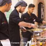 2 cooking show Albenga 24 4 2014