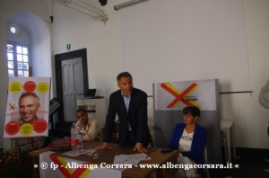 3 Alternativa per Albenga - Davide Milani 24-4-2014