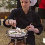 3 cooking show Albenga 24 4 2014